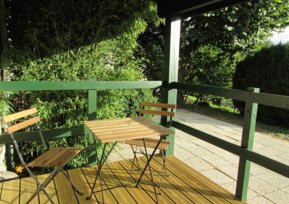 Studio avec jardin et piscine location studio saint priest en jarez france - Piscine saint priest ...