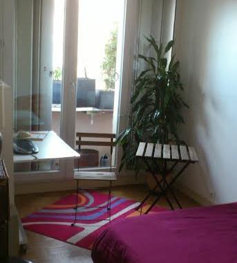 Chambre  Louer Chez LHabitant Paris