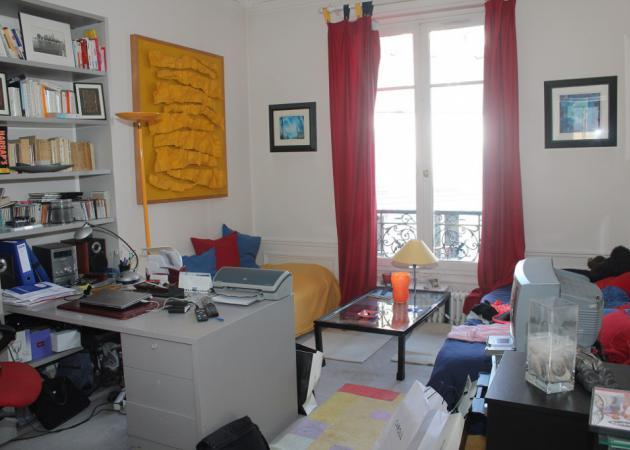 Grande Chambre Pour Deux Personnes Chambre Chez L 39 Habitant Paris