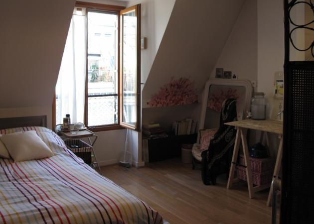 Chambre de bonne paris bastille location appartement paris 11e arrondissement france - Location de chambre paris ...