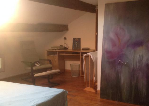 Chambre louer dans atelier d 39 artiste chambre chez l 39 habitant marseille - Chambre a louer marseille ...